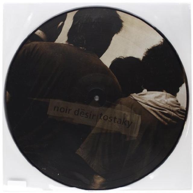 Noir Desir TOSTAKY Vinyl Record