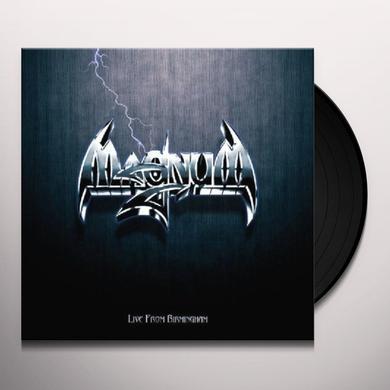 Magnum LIVE FROM BIRMINGHAM Vinyl Record