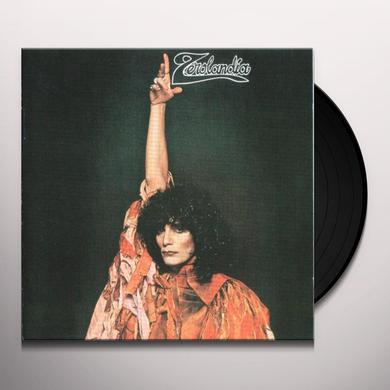 Renato Zero ZEROLANDIA Vinyl Record