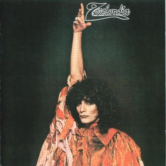 Renato Zero ZEROLANDIA (GER) Vinyl Record