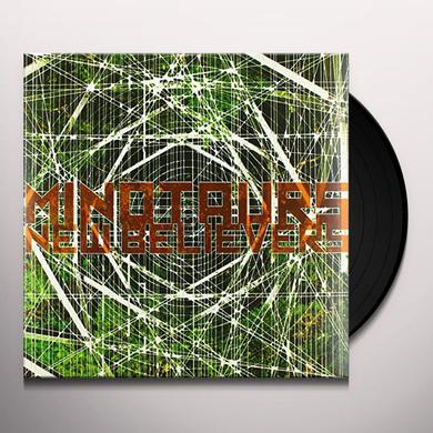 Minotaurs NEW BELIEVERS Vinyl Record