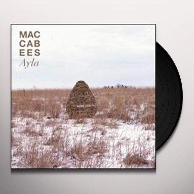 Maccabees AYLA Vinyl Record - UK Import