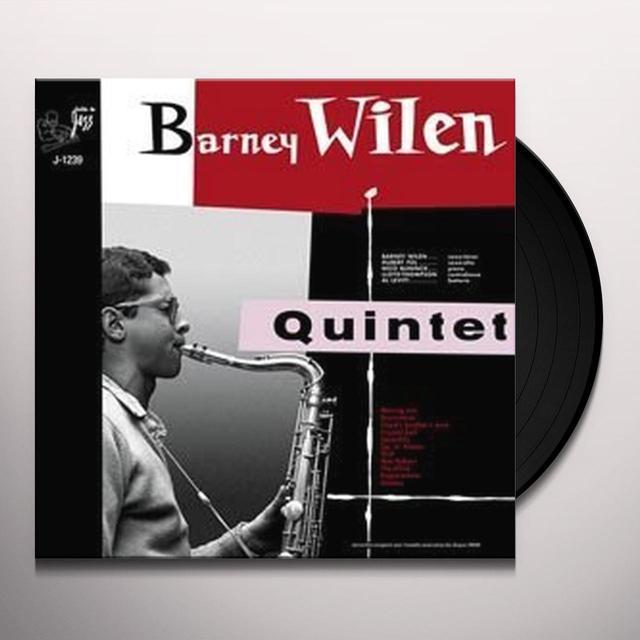 Barney Quintet Wilen GUILDE DU JAZZ J-1239 (FRA) Vinyl Record