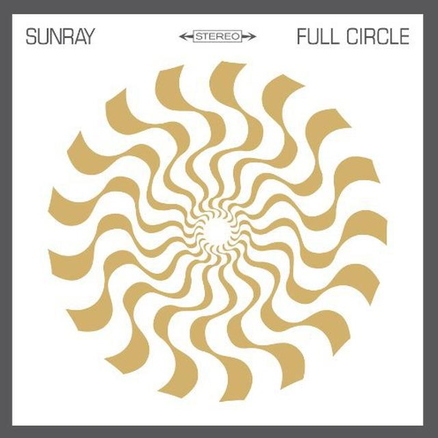 Sunray FULL CIRCLE Vinyl Record - UK Import