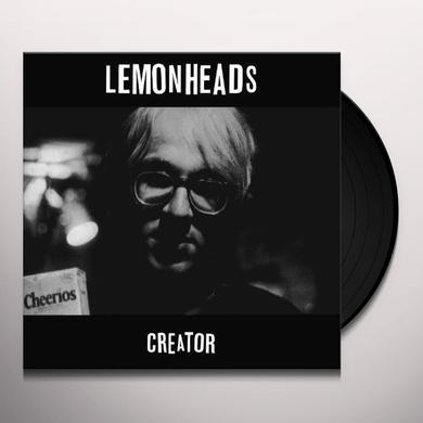 The Lemonheads CREATOR: DELUXE EDITION Vinyl Record - UK Import