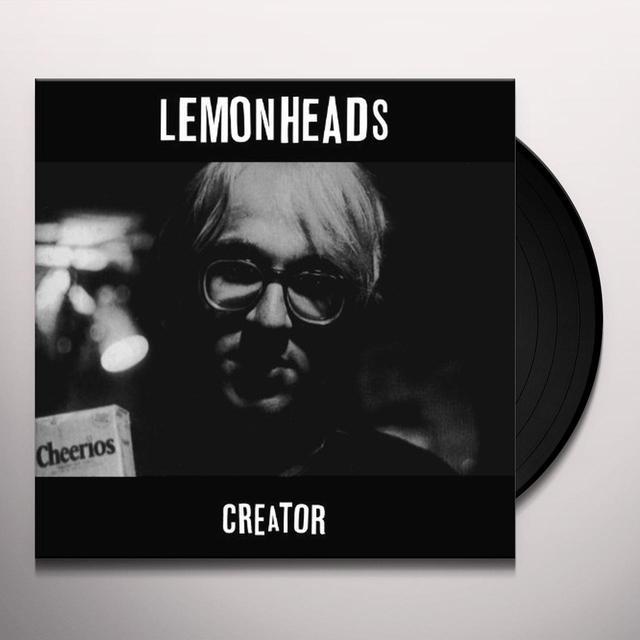 The Lemonheads CREATOR: DELUXE EDITION Vinyl Record