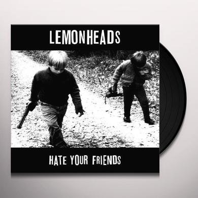 The Lemonheads HATE YOUR FRIENDS: DELUXE EDITION Vinyl Record - UK Import