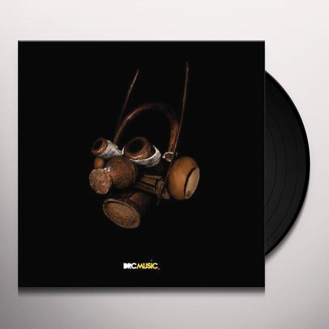 Drc Music KINSHASA ONE TWO Vinyl Record - UK Import
