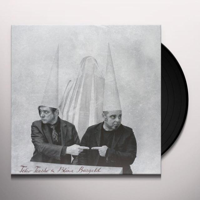 Teho Teardo & Bargeld Blixa STILL SMILING Vinyl Record