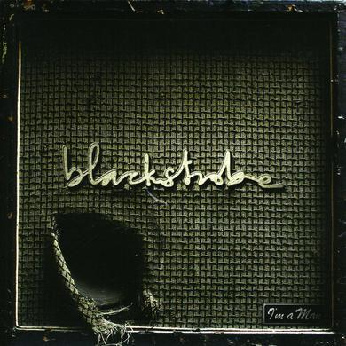 Black Strobe IM A MAN Vinyl Record