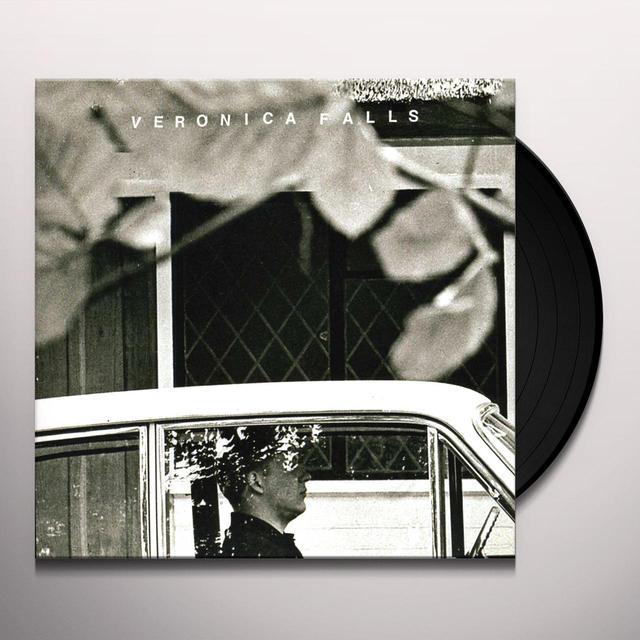 Veronica Falls WAITING FOR SOMETHING TO HAPPEN Vinyl Record - UK Import