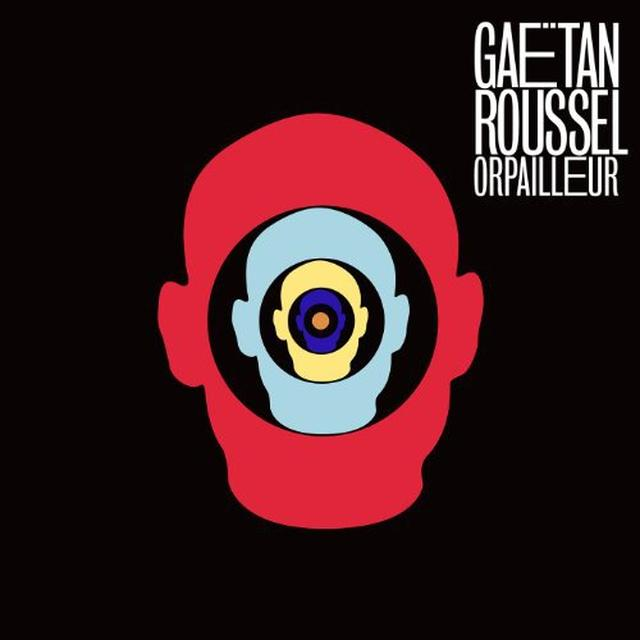 Gaetan Roussel ORPAILLEUR Vinyl Record - Holland Import