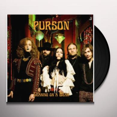 Purson LEANING ON A BEAR Vinyl Record - UK Import