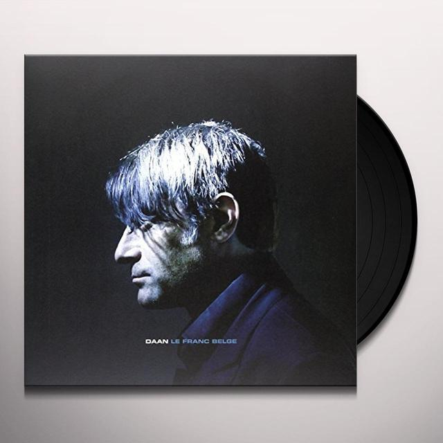 Daan LE FRANC BELGE Vinyl Record