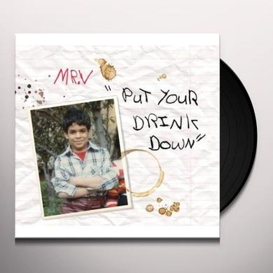 Mr. V PUT YOUR DRINK DOWN PT. 2 Vinyl Record - UK Import