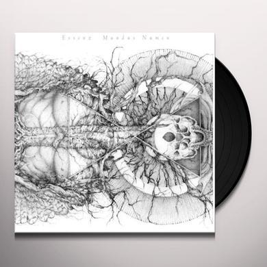Essenz MUNDUS NUMEN (GREY VINYL) (GER) Vinyl Record