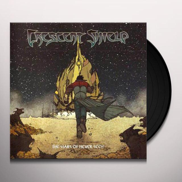 Crescent Shield STARS OF NEVER SEEN Vinyl Record