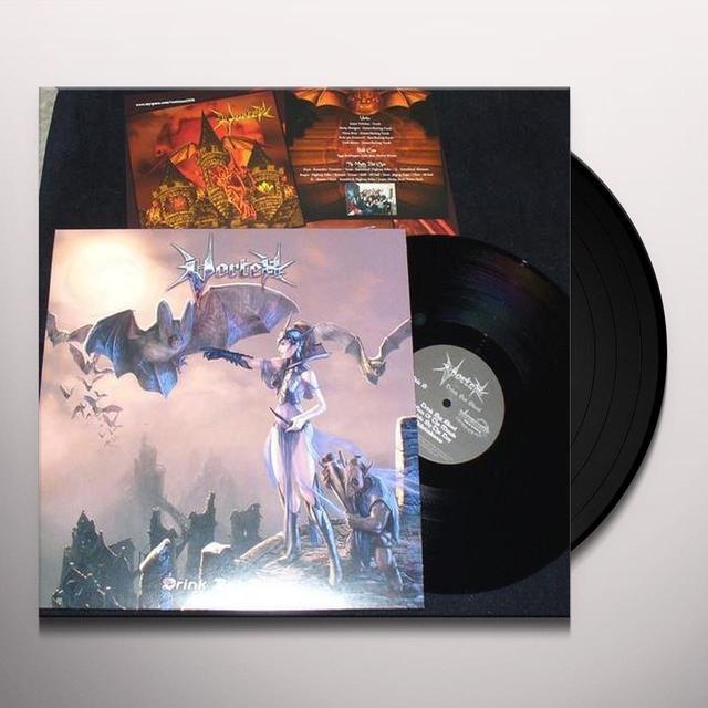 Vortex DRINK BAT BLOOD Vinyl Record