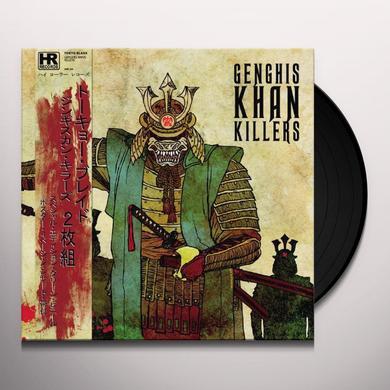 Tokyo Blade GENGHIS KHAN KILLERS (GREEN VINYL) Vinyl Record