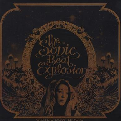 Sonic Beat Explosion SISTER PSYCHOSIS Vinyl Record