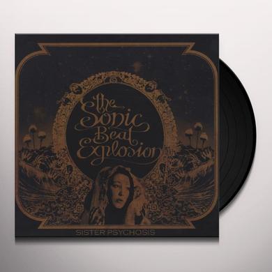 Sonic Beat Explosion SISTER PSYCHOSIS (GER) Vinyl Record