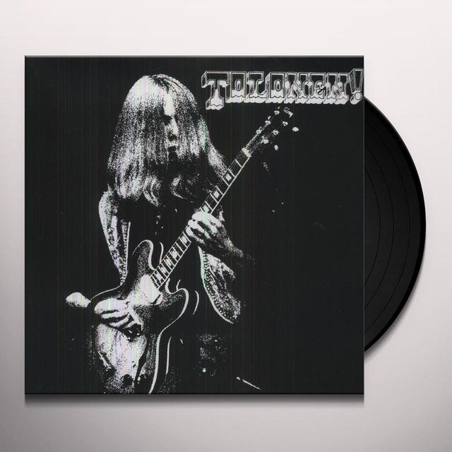 Tolonen Jukka TOLONEN Vinyl Record - Portugal Release