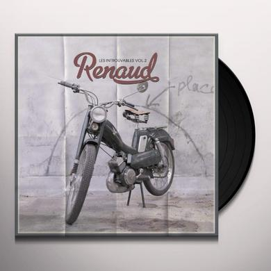 Renaud LES INTROUVABLES 2 (FRA) Vinyl Record