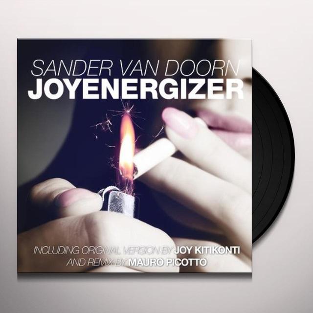Sander Van Doorn JOYENERGIZER (GER) Vinyl Record