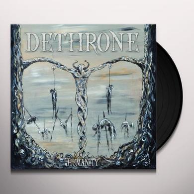 Dethrone HUMANITY (GER) Vinyl Record