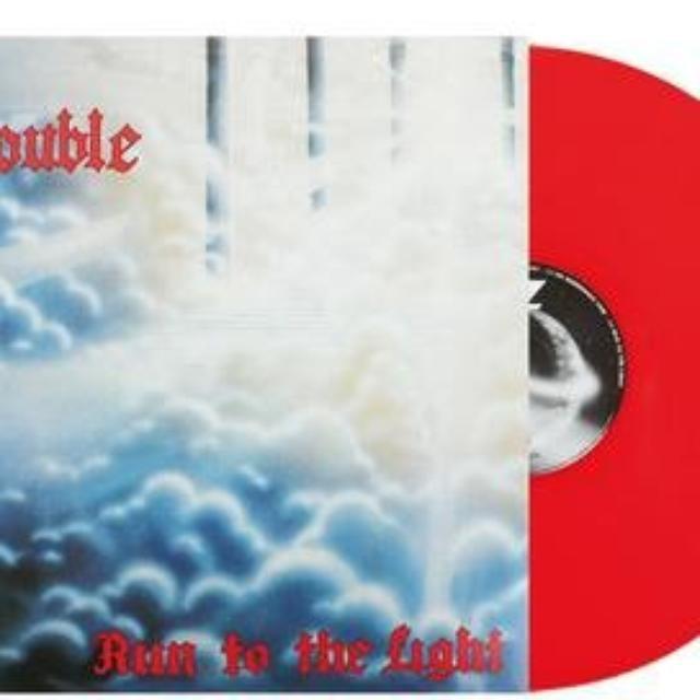 Trouble RUN TO THE LIGHT Vinyl Record