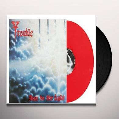Trouble RUN TO THE LIGHT Vinyl Record