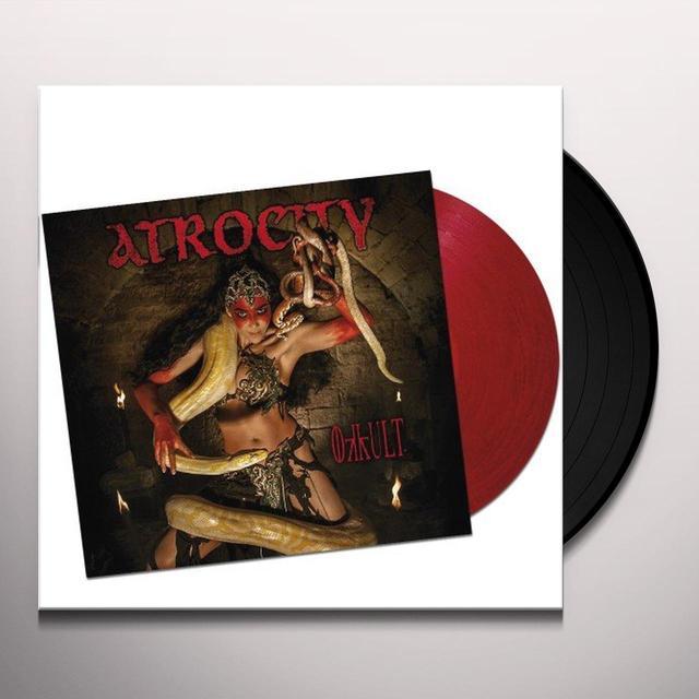 Atrocity OKKULT (GER) Vinyl Record