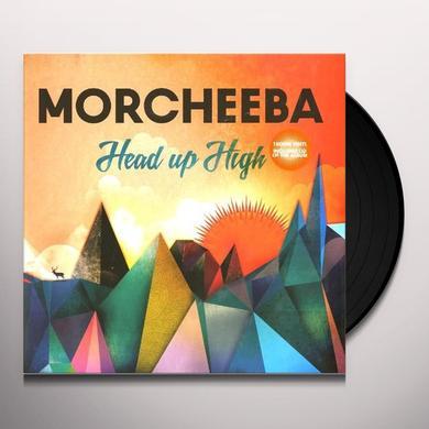 Morcheeba HEAD UP HIGH Vinyl Record - UK Import