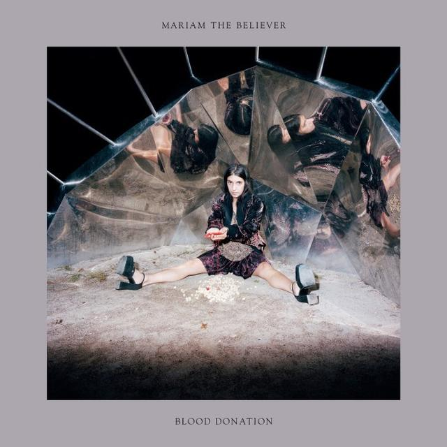 Mariam The Believer BLOOD DONATION Vinyl Record