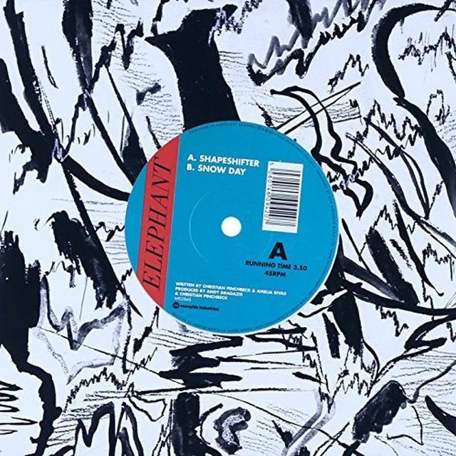 Elephant SHAPESHIFTER Vinyl Record - UK Import