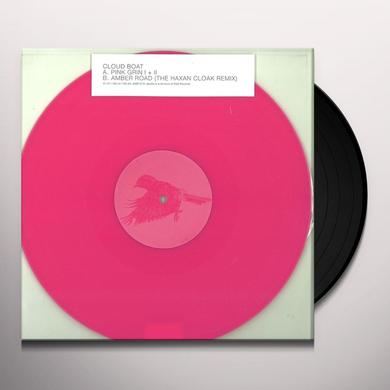 Cloud Boat PINK GRIN Vinyl Record - UK Import