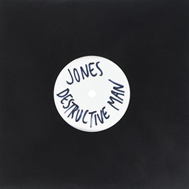 Jones DESTRUCTIVE MAN Vinyl Record