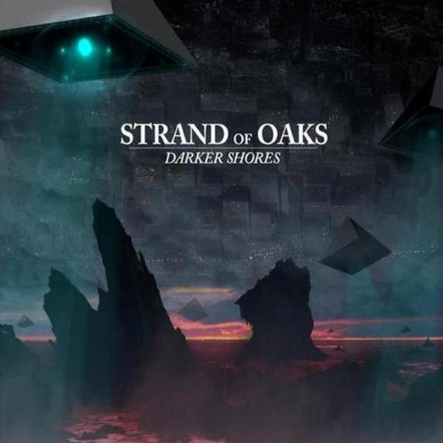 Strand Of Oaks DARKER SHORES EP Vinyl Record - UK Import
