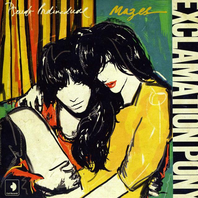 Exclamation Pony PSEUDO INDIVIDUAL Vinyl Record