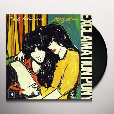 Exclamation Pony PSEUDO INDIVIDUAL Vinyl Record - UK Import