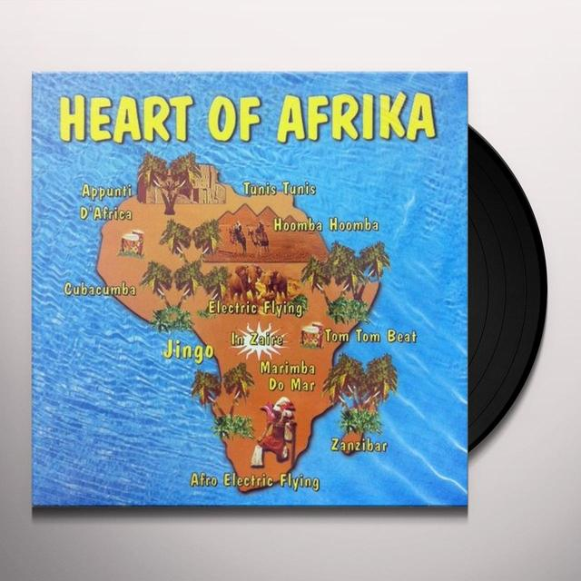 HEART OF AFRIKA Vinyl Record