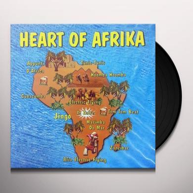HEART OF AFRIKA Vinyl Record - Australia Import