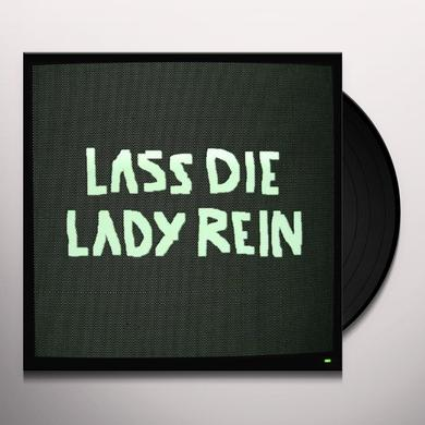 Almut Klotz & Reverend Dabeler LASS DIE LADY REIN (GER) Vinyl Record