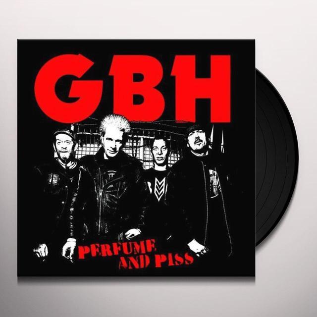 Gbh PERFUME & PISS Vinyl Record - UK Import