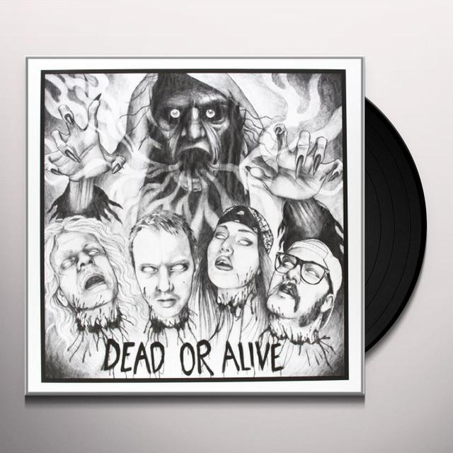 Beast DEAD OR ALIVE Vinyl Record