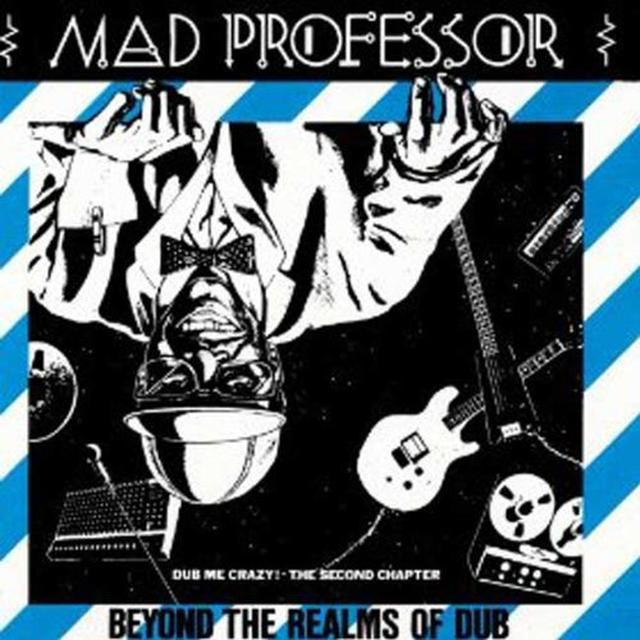 Mad Professor BEYOND THE REALMS OF DUB Vinyl Record
