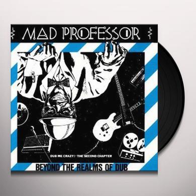 Mad Professor BEYOND THE REALMS OF DUB Vinyl Record - UK Import