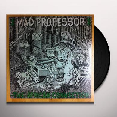 Mad Professor AFRICAN CONNECTION Vinyl Record - UK Import