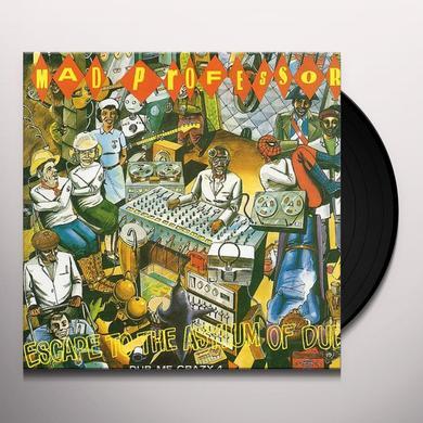 Mad Professor ESCAPE TO THE ASYLUM OF DUB Vinyl Record - UK Import