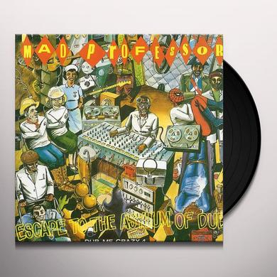 Mad Professor ESCAPE TO THE ASYLUM OF DUB Vinyl Record